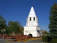 "neighbour house: st. Sovetskaya.   ""Спасская башня"""
