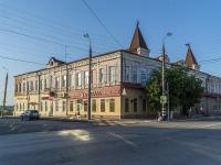 Сызрань, улица Советская, дом 11-13. многофункциональное здание