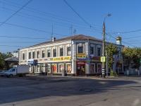 Сызрань, улица Советская, дом 12. многофункциональное здание
