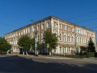 "Syzran, polyclinic МУЗ ""Городская поликлиника №1"" г.о. Сызрань, Sovetskaya st, house 17"