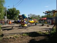 塞兹兰市, 公园