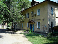 Syzran, Studencheskaya st, house 7. Apartment house