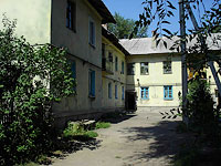 Syzran, Studencheskaya st, house 9. Apartment house