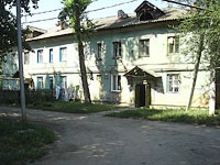 Syzran, Studencheskaya st, house 15. Apartment house