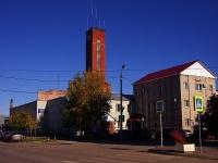 Сызрань, улица Ульяновская, дом 44. пожарная часть