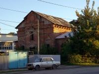 Сызрань, улица Ульяновская, дом 46 к.1. церковь Крестовоздвиженская церковь