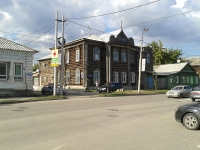 Syzran, Ulyanovskaya st, house 47. Apartment house