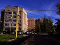 Syzran, Ulyanovskaya st, house 114. Apartment house