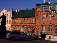 Сызрань, улица Ульяновская, дом 2А. гостиница (отель)