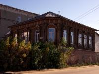 Сызрань, улица Ульяновская, дом 24. индивидуальный дом