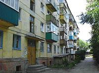 隔壁房屋: road. Ulyanovskoe, 房屋 27. 公寓楼