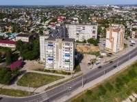 Syzran, st Uritsky, house 10. Apartment house