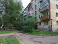 Сызрань, улица Циолковского, дом 8А. многоквартирный дом