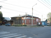 Syzran, Chapaev st, house 37. Apartment house