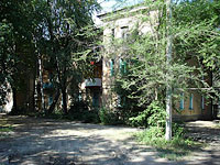 Syzran, Shkolnaya st, house 3. Apartment house