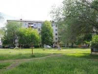 Сызрань, улица Шухова, дом 10. многоквартирный дом