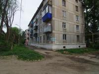 Сызрань, улица Шухова, дом 11. многоквартирный дом