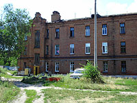 neighbour house: st. Zhukov, house 13. Apartment house