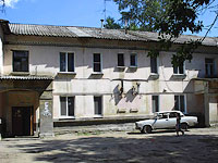 neighbour house: st. Zhukov, house 75. Apartment house