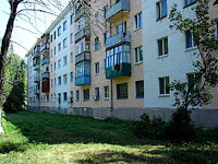 neighbour house: st. Zhukov, house 278. Apartment house