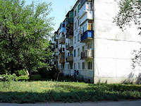 Syzran, Zhukov st, house 279. Apartment house
