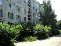 Syzran, Zhukov st, house 284. Apartment house