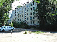 Syzran, Zhukov st, house 285. Apartment house