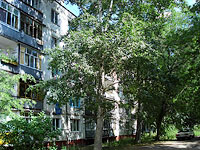 neighbour house: st. Zhukov, house 303. Apartment house
