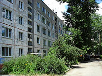 Syzran, st Zhukov, house 304. Apartment house