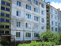 Syzran, Zhukov st, house 318. Apartment house