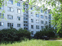 neighbour house: st. Zhukov, house 319. Apartment house