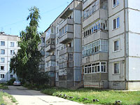 Syzran, Zhukov st, house 320. Apartment house