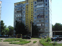 neighbour house: st. Zhukov, house 328. Apartment house