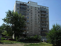 neighbour house: st. Zhukov, house 329. Apartment house