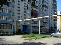 Syzran, Zhukov st, house 330. Apartment house