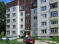 neighbour house: st. Zhukov, house 331. Apartment house