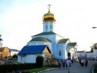 塞兹兰市, 寺庙 Свято-Вознесенский мужской монастырь, Monastyrskaya st, 房屋 2