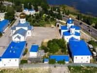 Сызрань, улица Монастырская, дом 2. монастырь Вознесенский мужской монастырь