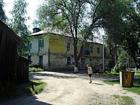 Syzran, 2nd Studencheskaya st, house 3. Apartment house