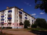 Похвистнево, улица А.Васильева, дом 4. многоквартирный дом