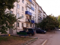 Pokhvistnevo, A. Vasilyev st, house 4. Apartment house