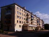 Похвистнево, улица А.Васильева, дом 6. многоквартирный дом