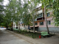 Pokhvistnevo, A. Vasilyev st, house 8. Apartment house