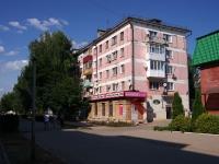 Похвистнево, улица А.Васильева, дом 8. многоквартирный дом
