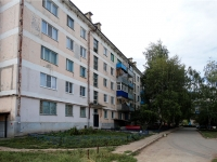 Pokhvistnevo, A. Vasilyev st, house 10. Apartment house