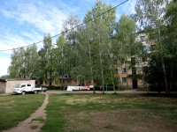 Pokhvistnevo, A. Vasilyev st, house 13. Apartment house