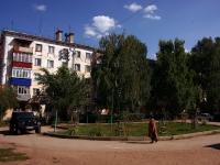 Похвистнево, улица А.Васильева, дом 13. многоквартирный дом