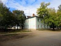 Pokhvistnevo, Bakinskaya st, house 3. Apartment house