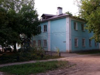 Похвистнево, улица Бакинская, дом 3. многоквартирный дом