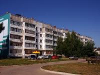 Похвистнево, улица Бережкова, дом 45. многоквартирный дом